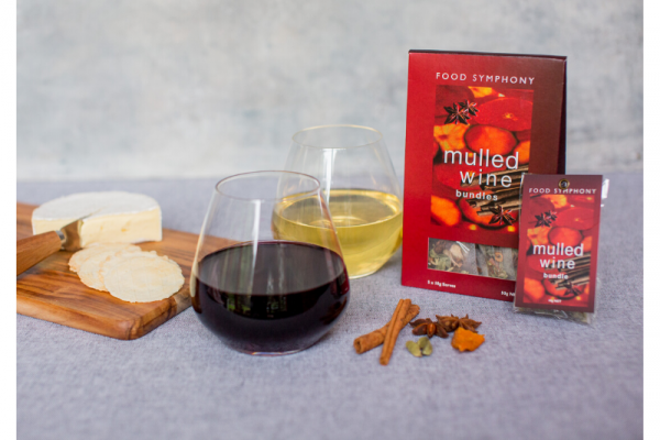 mulled wine bundles spice bag food symphony