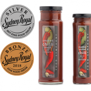 smoked chilli sauce eucalyptus bbq meat meats award winning